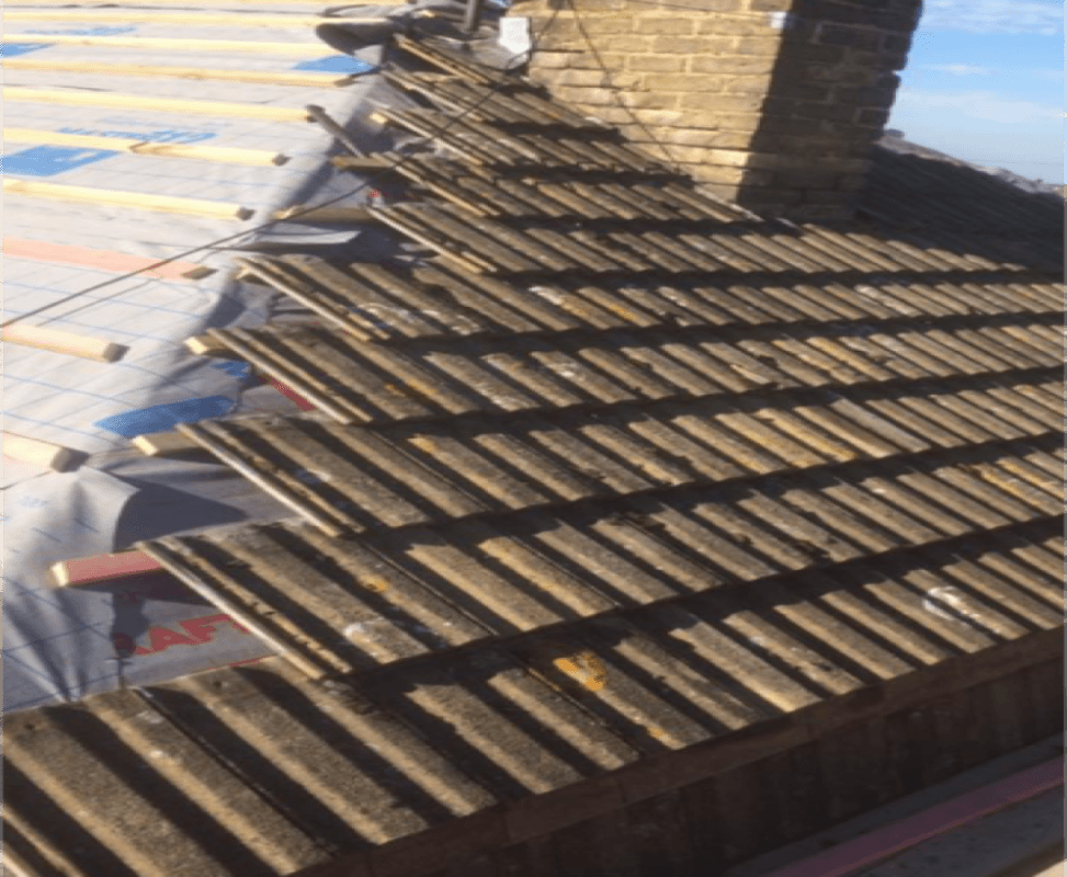 Felting Roofs Cork Acclaimed Roofing Amp Guttering Cork