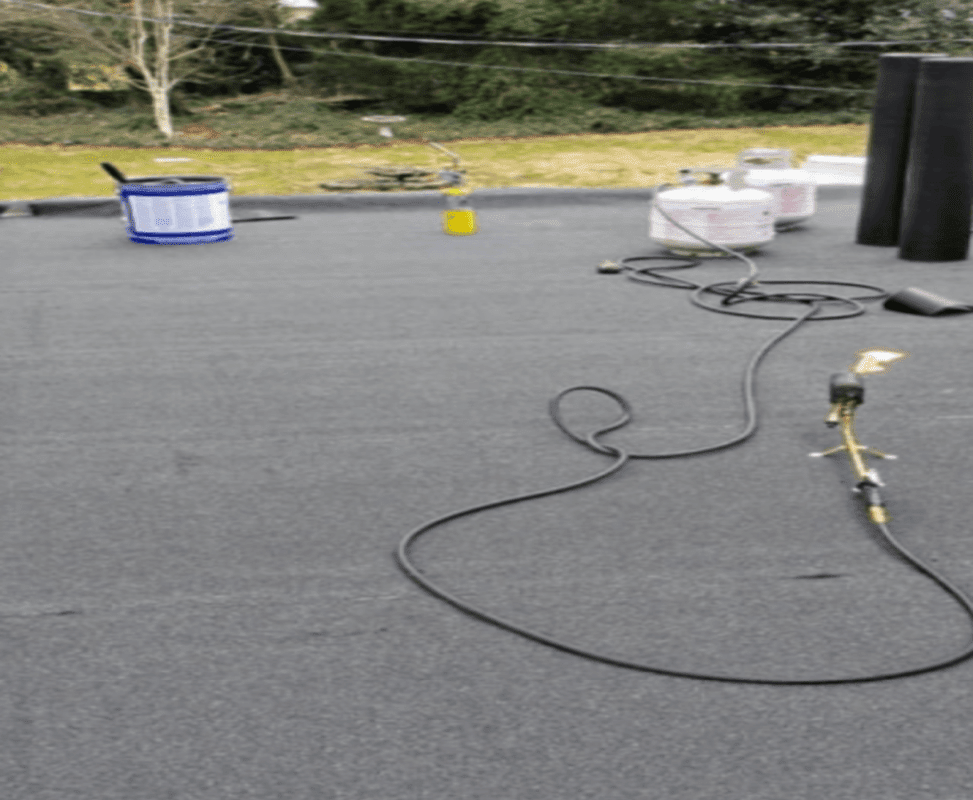 Flat Roofing Repairs Cork