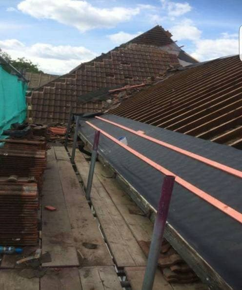 Roofing Repair in Cork City