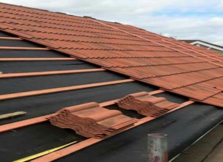 Roof Tiling in Cork