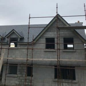 Roof Installed in Cork