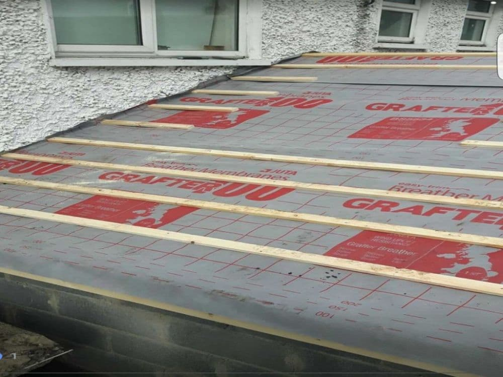 Extensions Roof in Cork